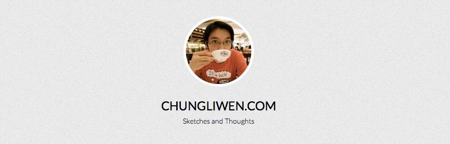 new-chungliwen-website-design
